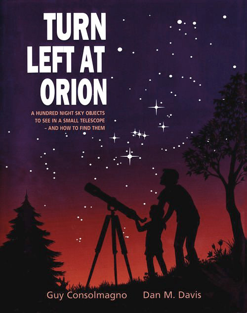 'Turn Left At Orion', book
