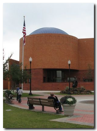New Planetarium Building - 2009