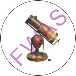 Telescope Basic Knowledge Achievement Button