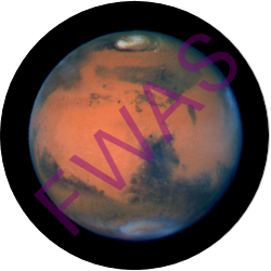 Mars Observation Button